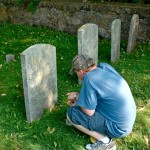 Reading Headstones