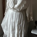 dress at Historical Society